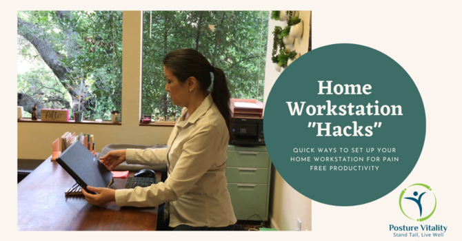 How to Set Up an Ergonomic Home Workstation